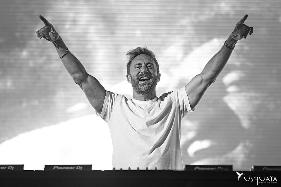 David Guetta new music