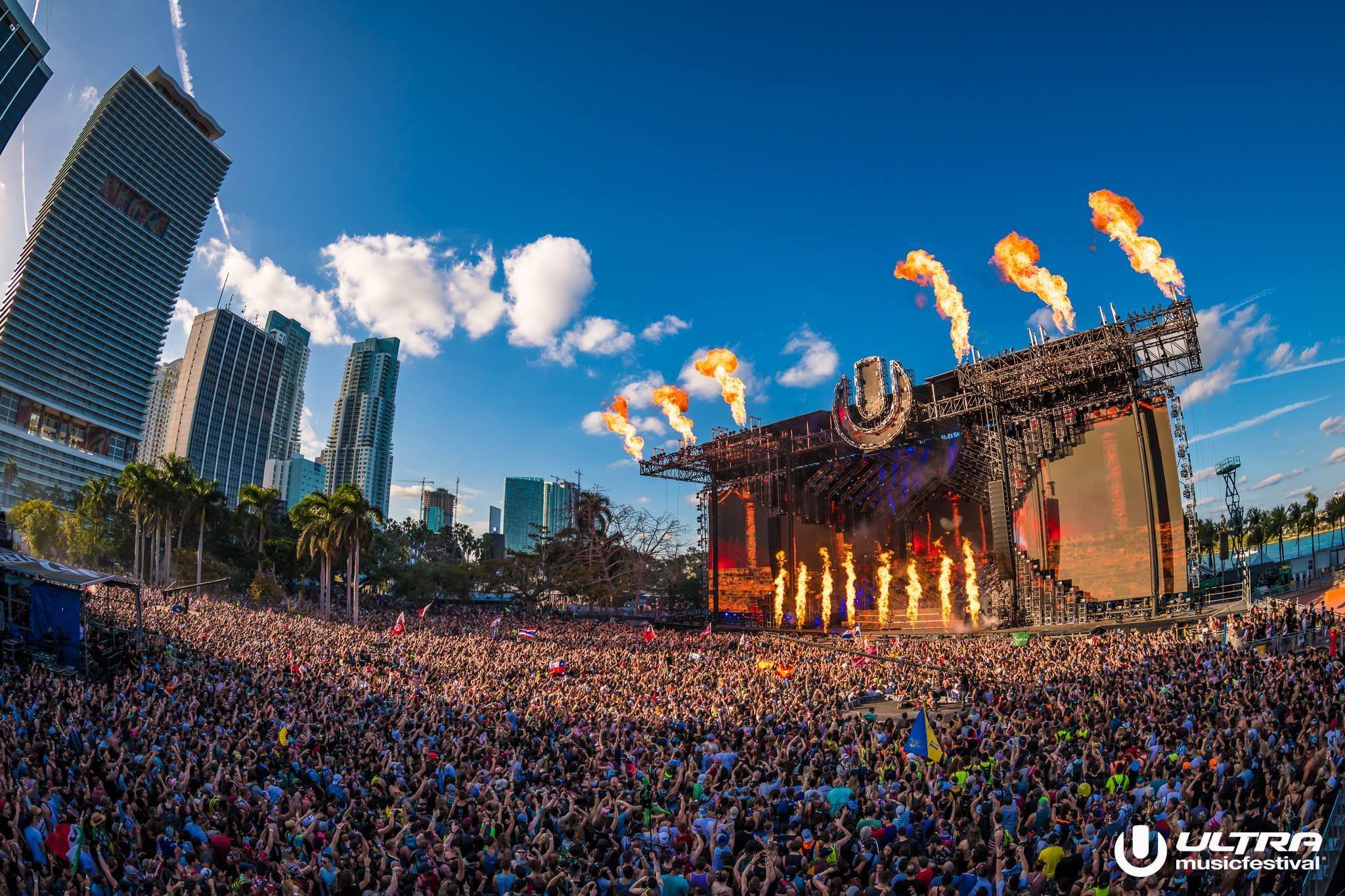 10 buenas razones para que este año acudas a Ultra Music Festival