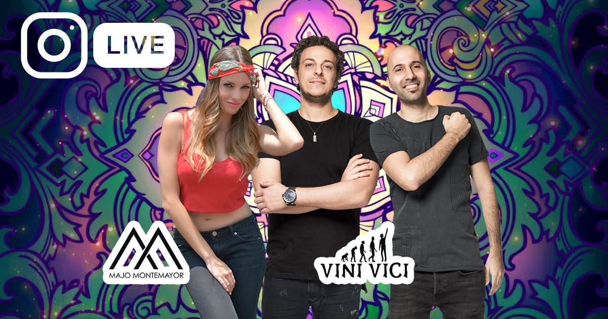 Vini Vici anuncia nueva canción como Sesto Sento