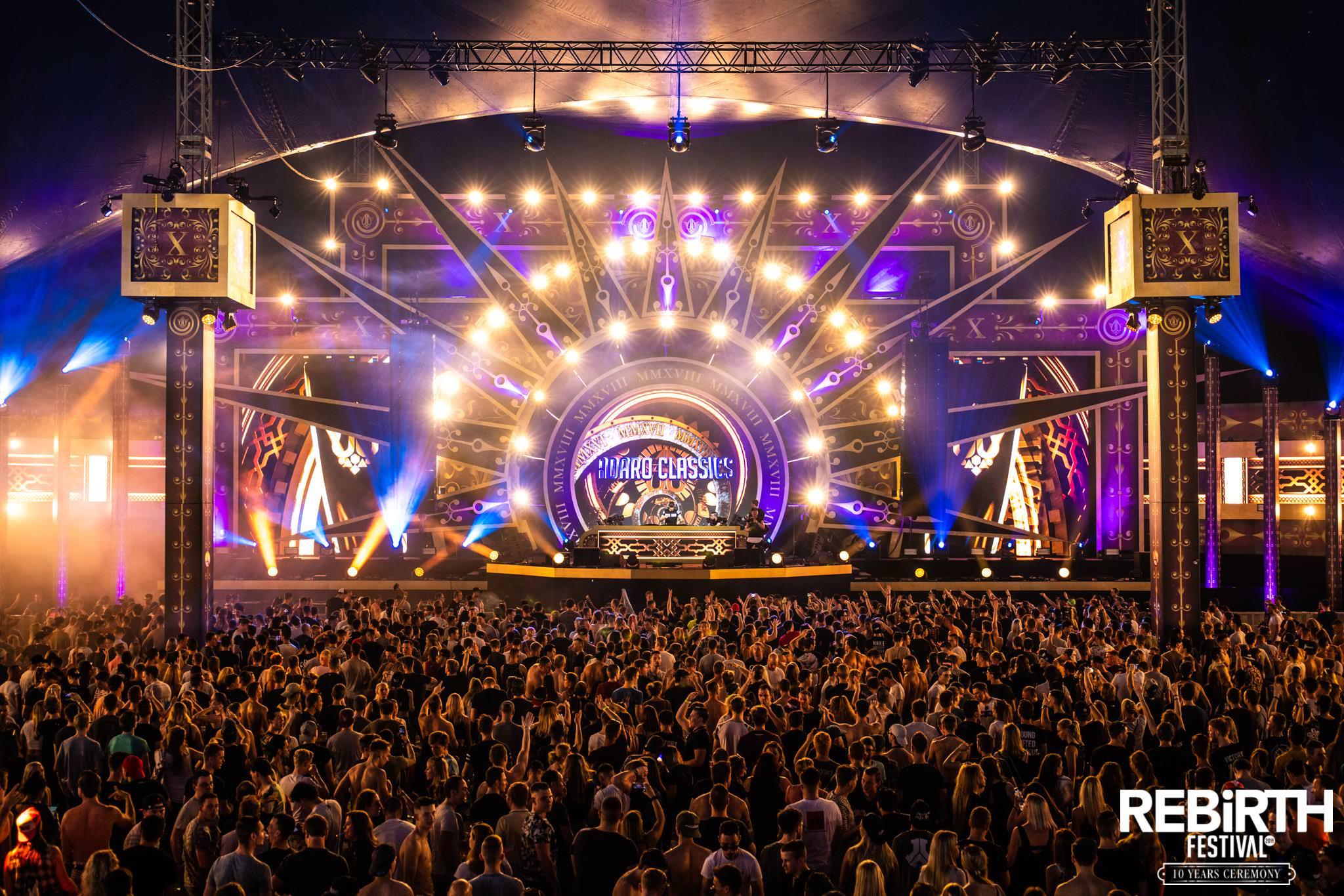 Rebirth Festival 2020