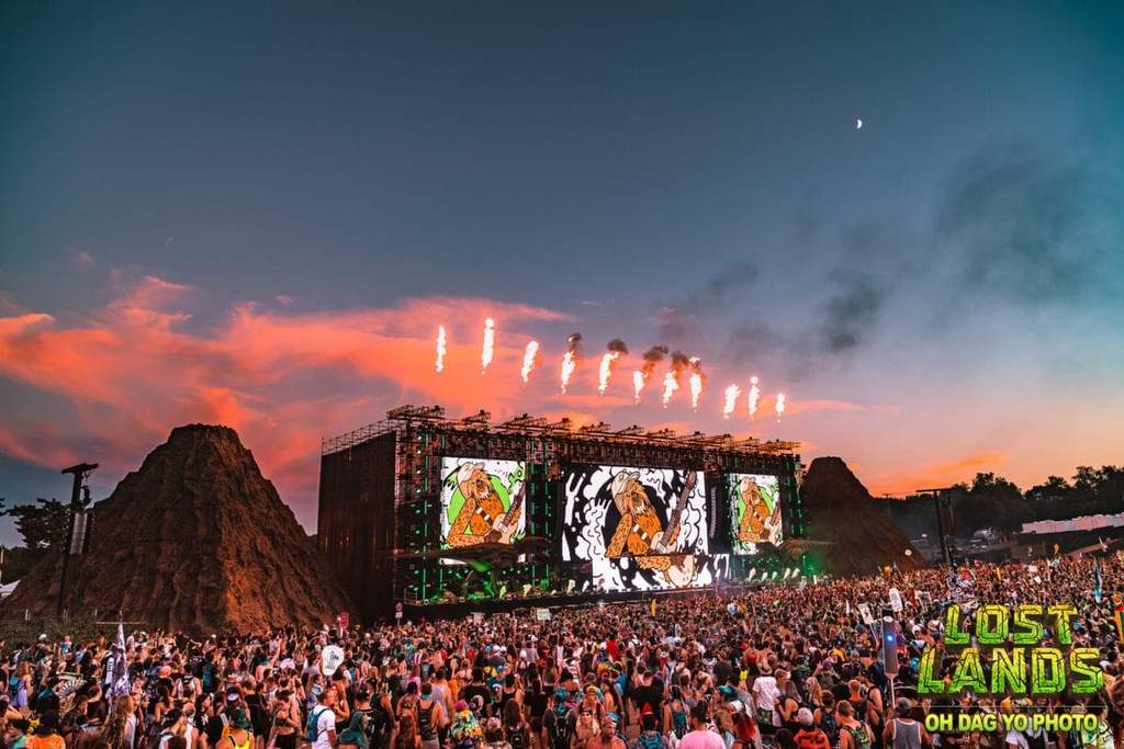 Lost Lands Excision