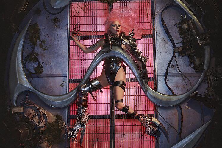 Lady Gaga Chromatica album