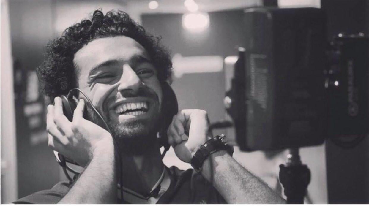 Mohamed Salah fan de Aly & Fila