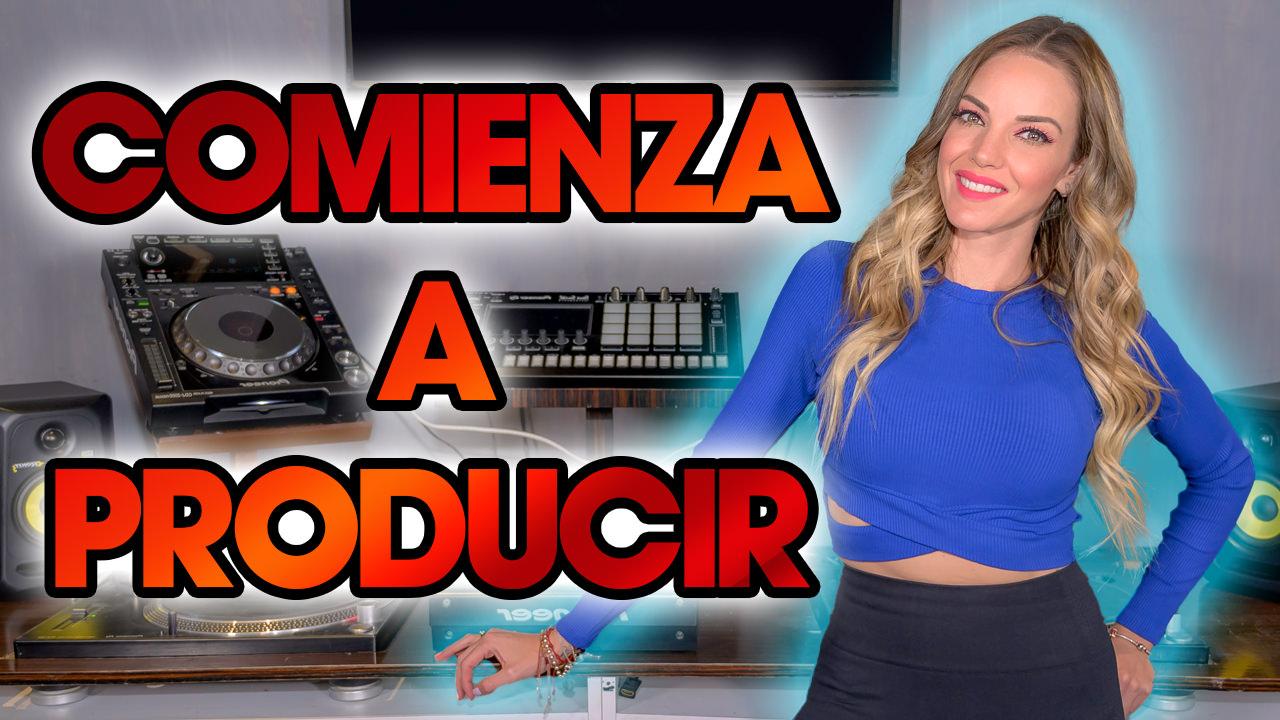 TERMINOS BASICOS PARA PRODUCIR MUSICA ELECTRONICA