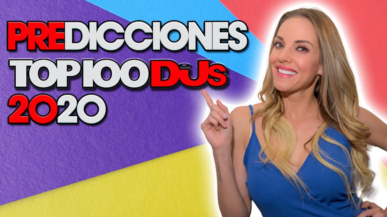 PREDICCIONES DJ MAG TOP100 2020