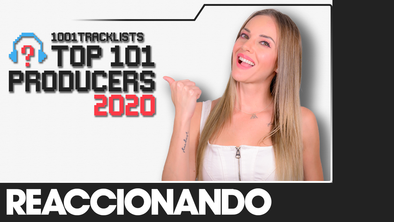 REACCIONANDO AL 101 PRODUCERS 2020