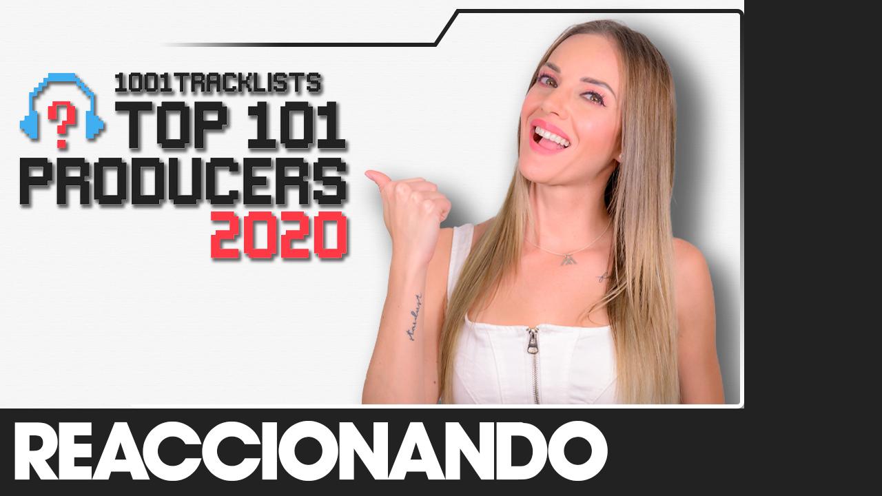 REACCIONANDO AL 101 PRODUCERS 2020