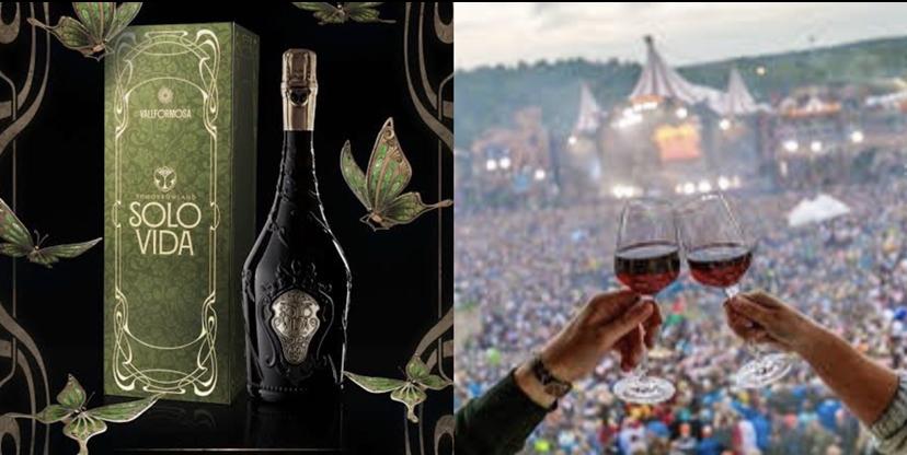 Solo Vida, Tomorrowland Wine