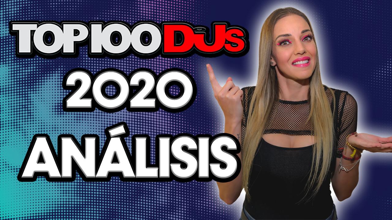 TOP100 DJS 2020