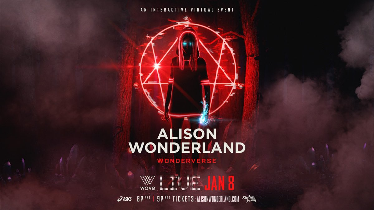 Wonderverse by Alison Wonderland