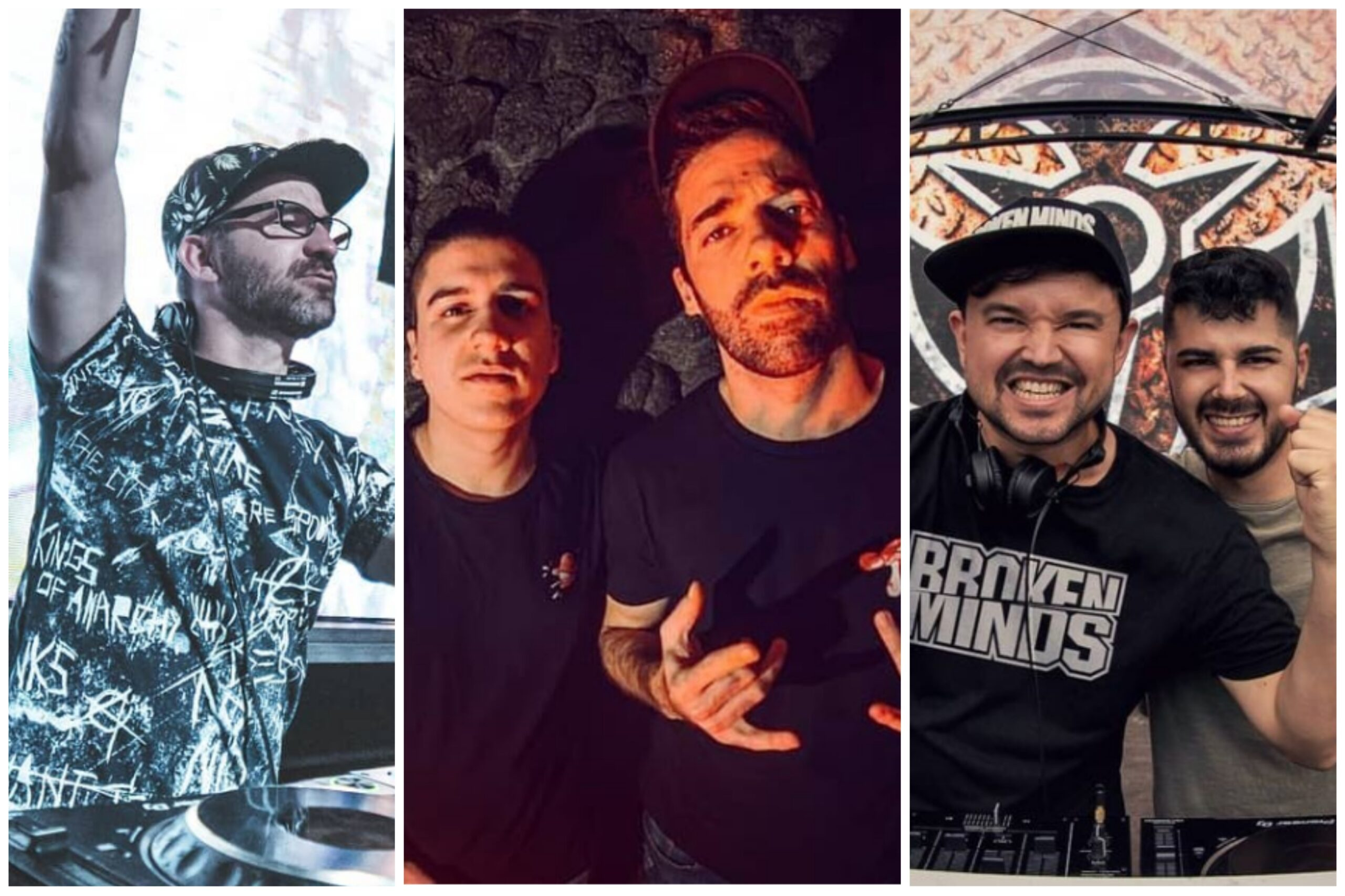 Dany Bpm, The Straikerz y Broken Minds lanzan tema