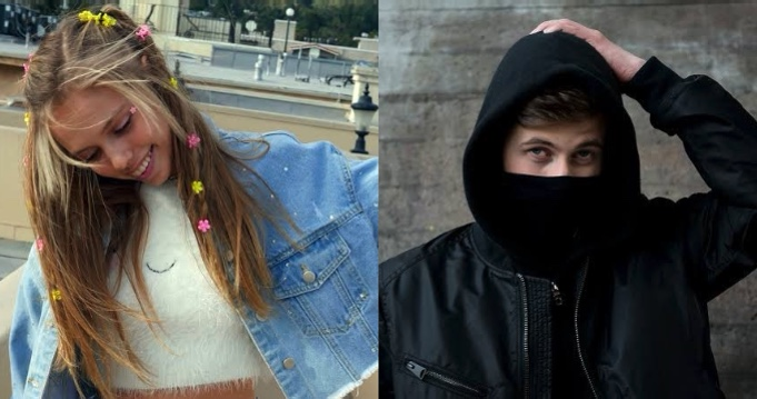 Alan Walker y Salem Ilese, Fake a Smile.