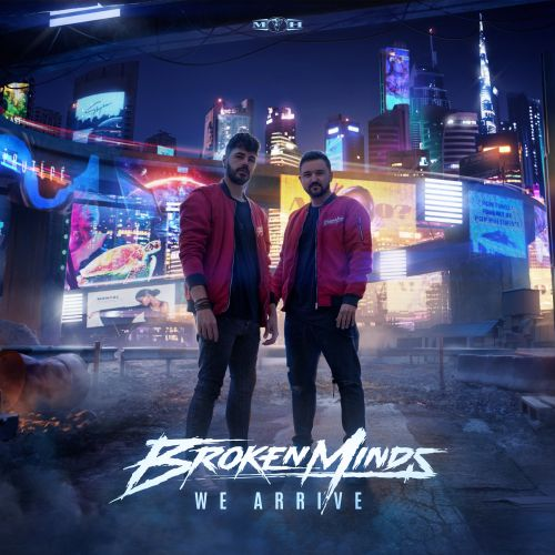Broken Minds debutan en en Masters of Hardcore